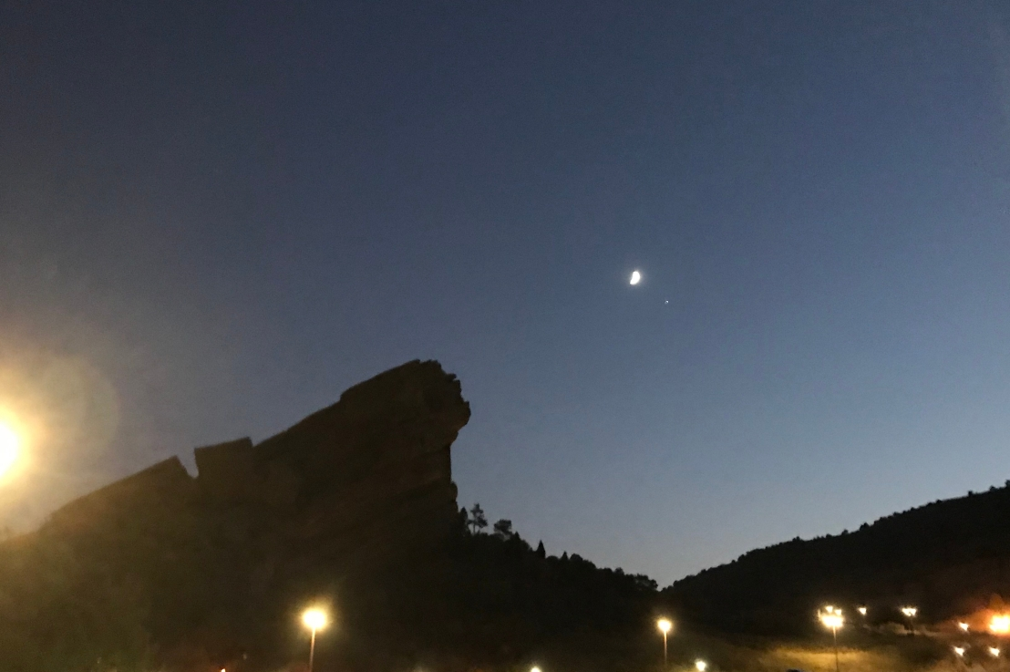 Red Rock Amphitheatre, You Filled MySoul
